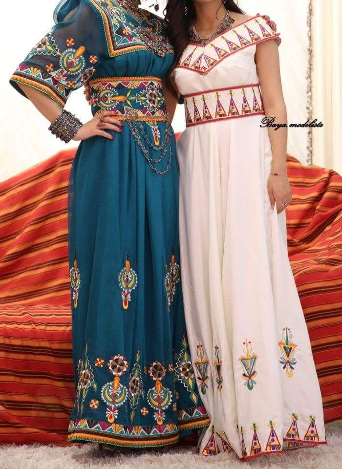 Robe kabyle ~berbère~ en 2019