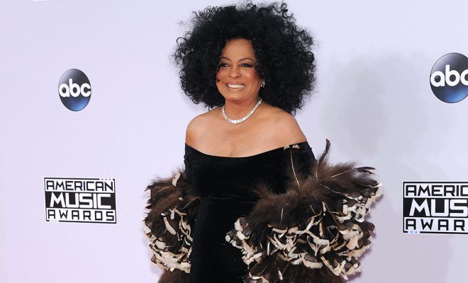 Diana Ross to make come back
