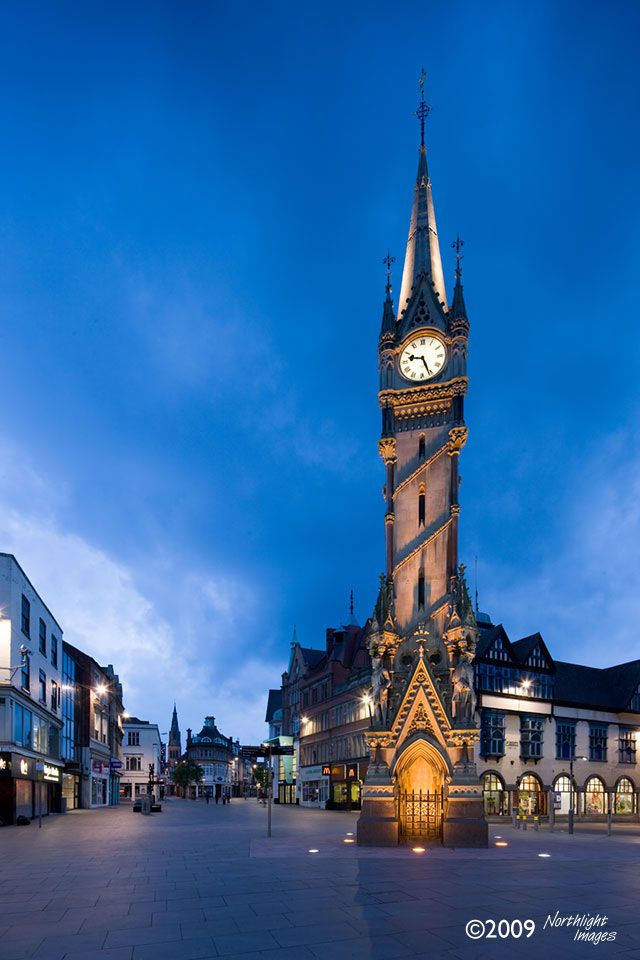 Clock tower, Leicester