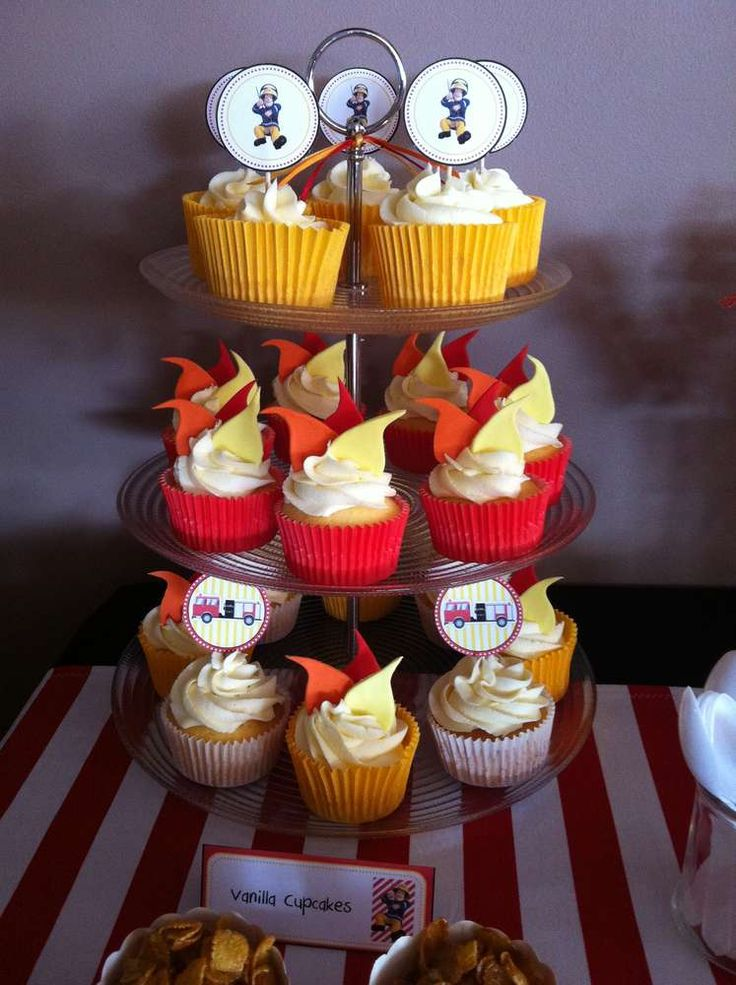 Fireman Sam Birthday Party Ideas   Photo 1 of 16