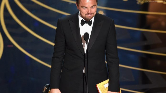 Leonardo Dicaprio Oscar Speech - HD Wallpapers - Free Wallpapers - Desktop Backgrounds
