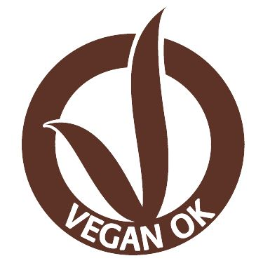 Athena's, in linea con il regolamento europeo, si oppone alla sperimentazione sugli animali. Attraverso l'ente etico Vegan OK certifica questo prodotto VEGANO, poiché non contiene materie prime di origine animale, né ottenute attraverso lo sfruttamento di animali. #Athena's