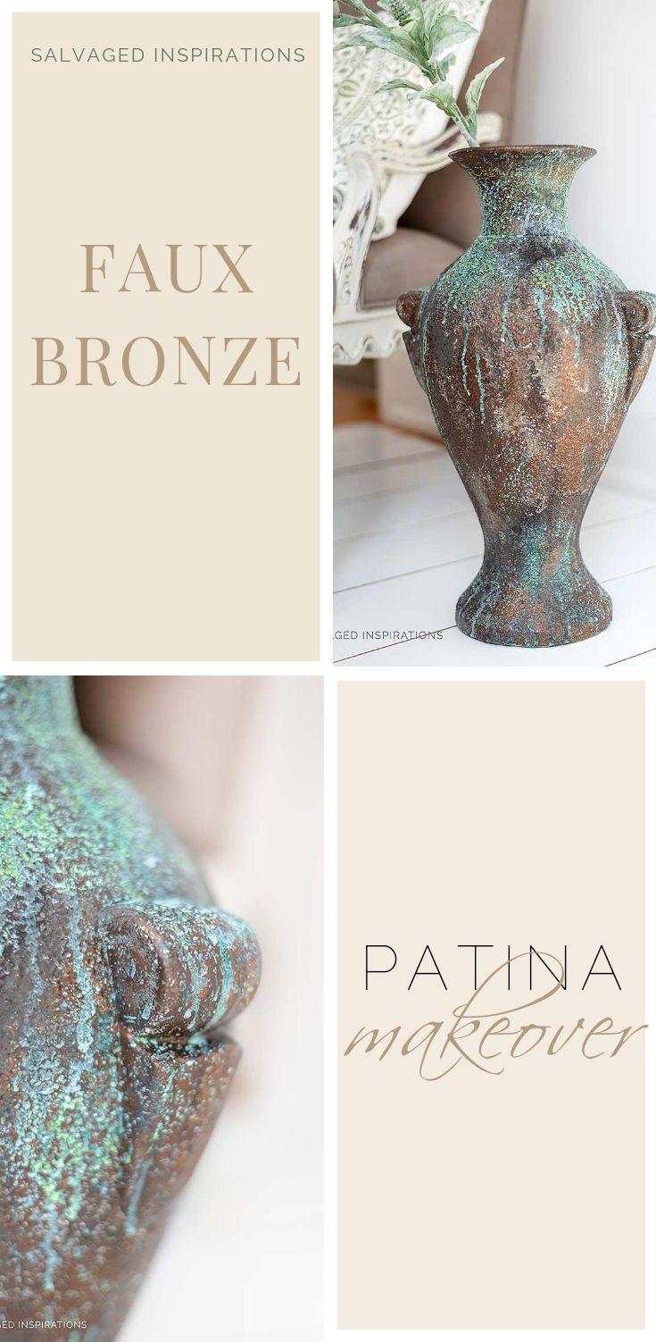 DIY Bronze Patina