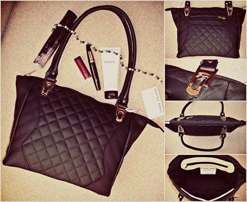 #black #kuzyo #bag #handbag #classic #design #trendy #fashion #black