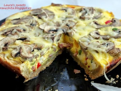 Quiche Lorraine - imagine 1 mare