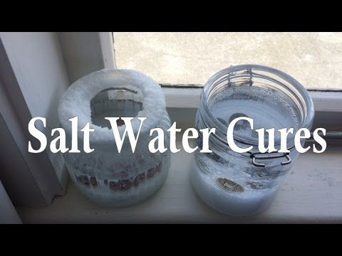 Salt Water Cures and Where to Place Them in Year 2017