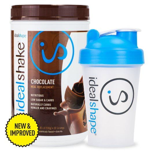 meal replacement shake by idealshake