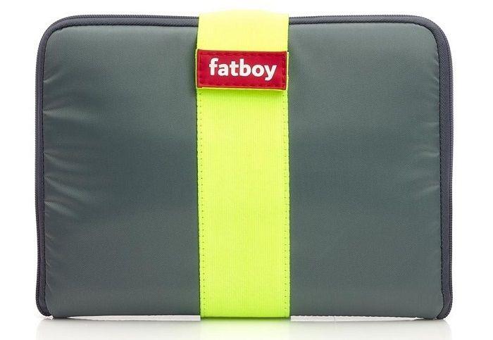 Fatboy Tablet Tuxedo Case Silver