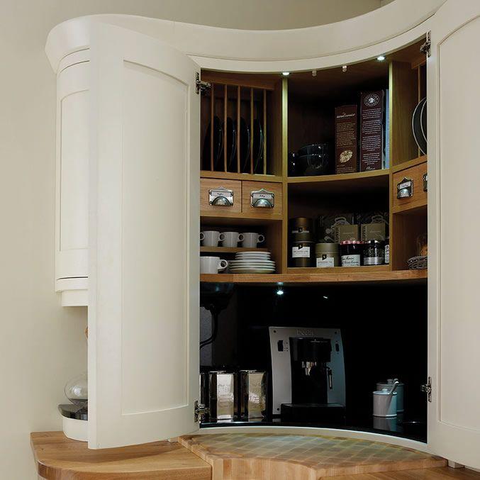Get Creative With These Corner Kitchen Cabinet Ideas: Best 25+ Clever Kitchen Storage Ideas On Pinterest