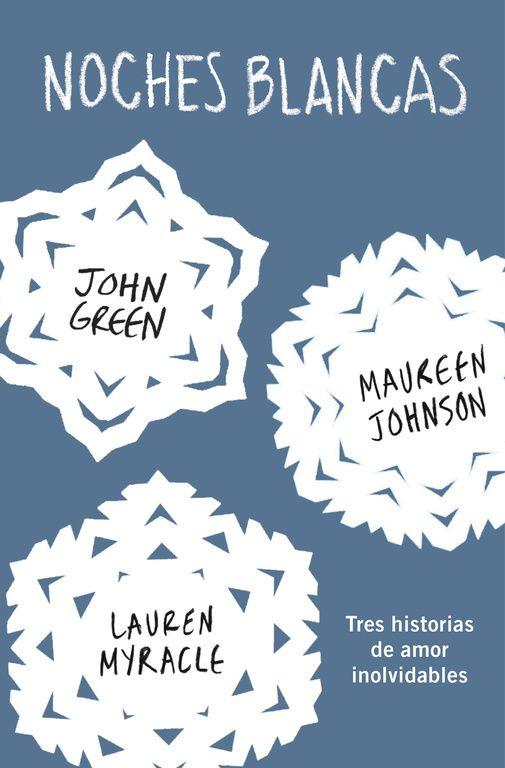 Tres maravillosas historias de amor escritas por John Green, Maureen Johnson y Lauren Myracle, los autores más vendidos y aclamados de la literatura juvenil. Todo puede cambiar en cuestión de segundos, solo se necesita un poco de nieve y de magia navideña.  http://www.casadellibro.com/libro-noches-blancas-tres-historias-de-amor-inolvidables/9788415594772/2598840 http://rabel.jcyl.es/cgi-bin/abnetopac?SUBC=BPSO&ACC=DOSEARCH&xsqf99=1812822+