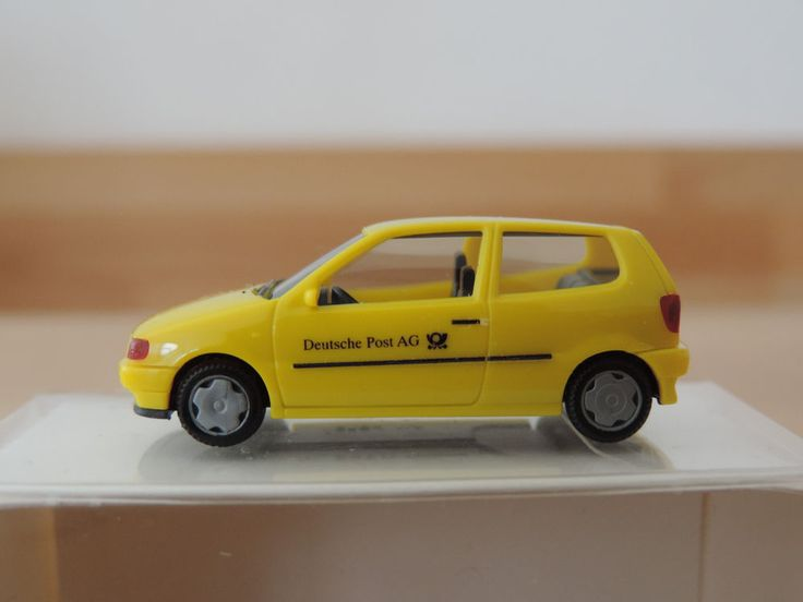 Deutsche Post AG *** VW Polo III (6N) *** OVP 1:87 * Herpa