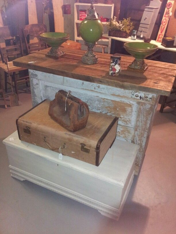 17 Best Images About Things L Made On Pinterest Corner Shelves Old Bikes And Potting Station