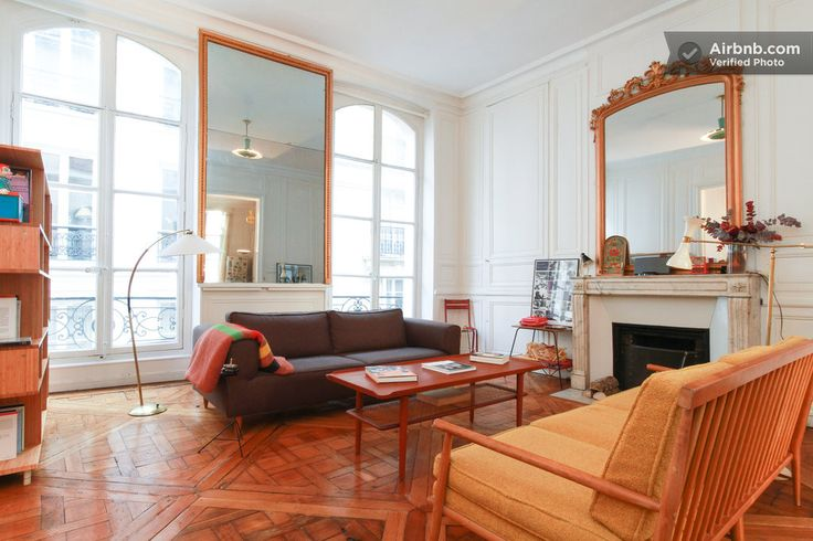 Apartment in Paris, France. Huge luxury apartment in the heart of Paris