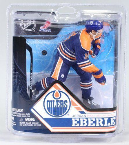 McFarlane NHL Series 32 Jordan Eberle Edmonton Oilers Action Figure by McFarlane Toys. $13.53. McFarlane 2012 NHL Series 32 Jordan Eberle Edmonton Oilers Action Figure
