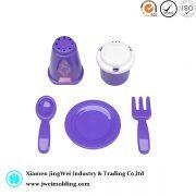 Plastic Toys Children's Kitchen Play Set