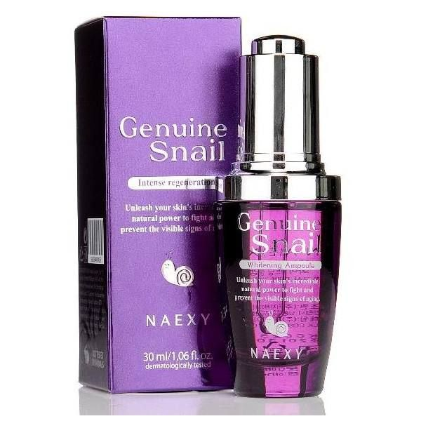 Genuine snail, Naexy