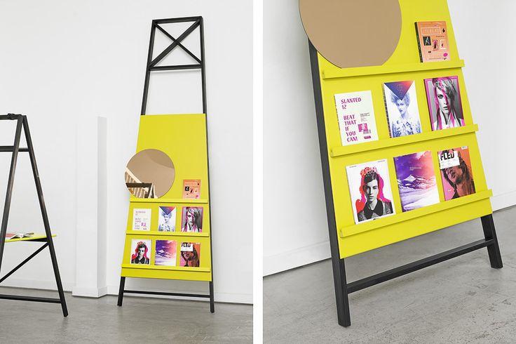 Pop-Up Store Das Magazin