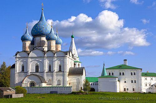 Suzdal Kremlin, Russia