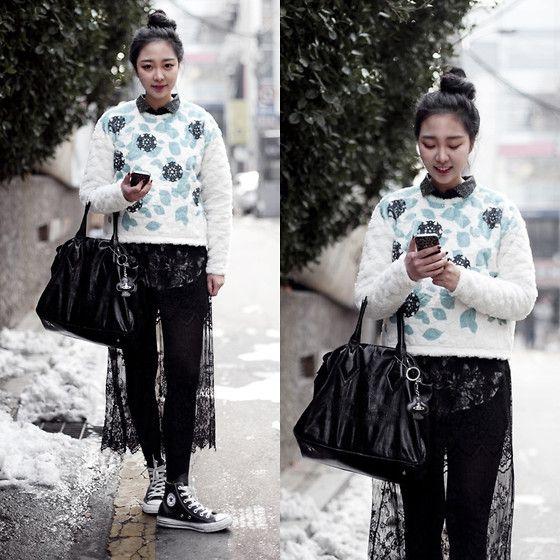 Vivienne Westwood Tote Bag, H&M Shirts, Leata Iphone5s Case, Converse I Robot