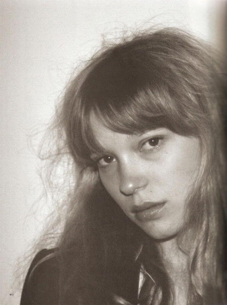 Lea Seydoux.