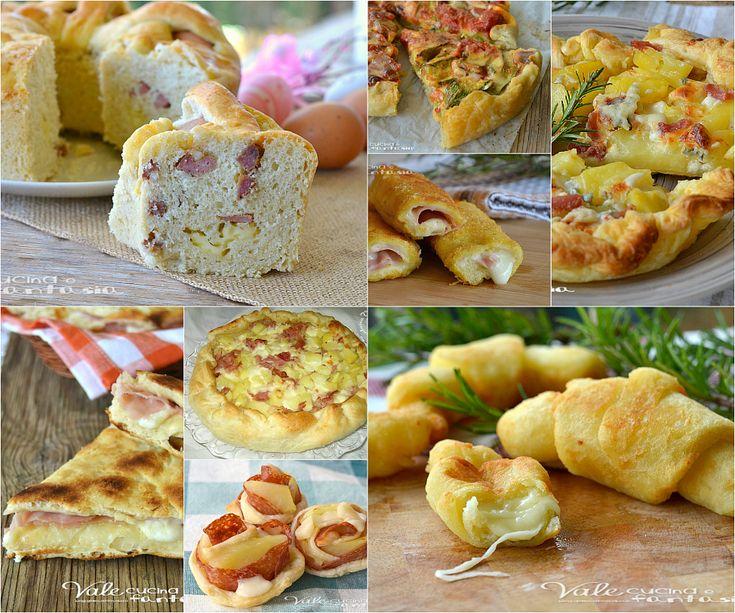 Ricette facili e veloci per Pasquetta tante idee originali e gustose facili ed appetitose sono ideali anche per le gite fuori porta,e per un pranzo sfizioso