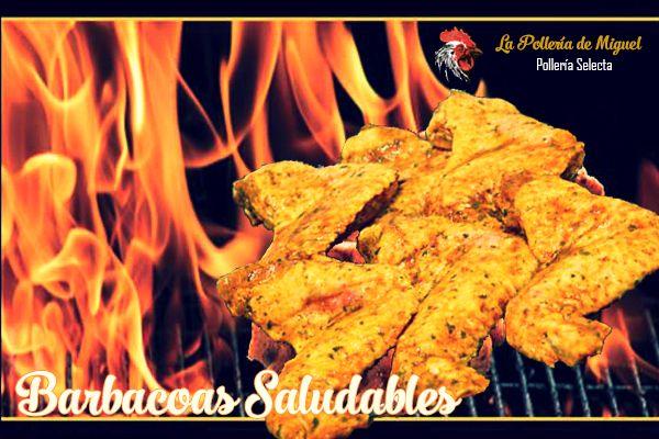 BARBACOAS SALUDABLES. Este verano aprovéchate de nuestra promoción barbacoa. Alitas de Pollo Adobadas. Muy Jugosas se pueden cocinar fritas o en Barbacoa, adobadas por nosotros en nuestra pollería, La pollería de Miguel ¡Pruébalas! #barbacoas #alitasdepollo #preparadoscaseros #calidad #pollo #pavo #food #fitness #dietas #polleria #comidacasera #adomicilio #delivery