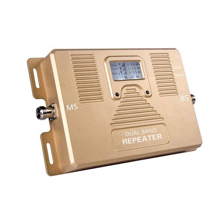 Amplificador de Señal Celular 3G/4G