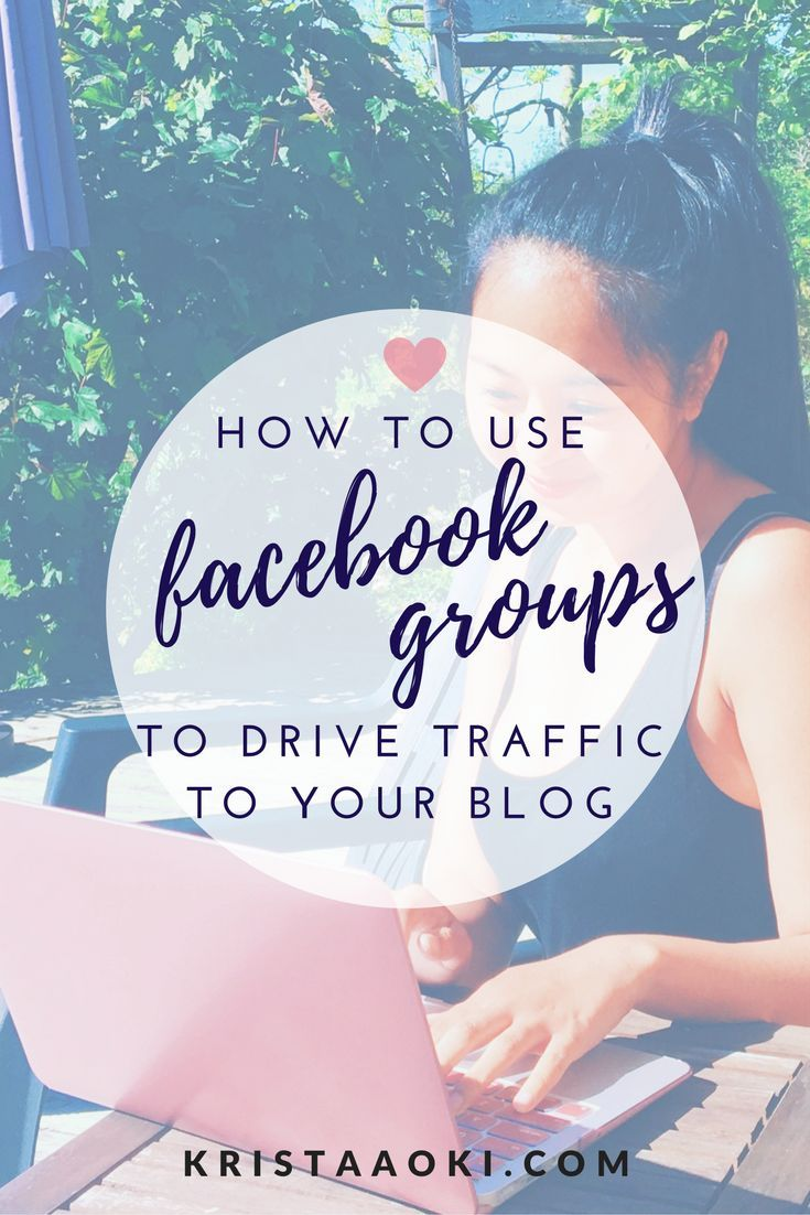 You create amazing content, so how the heck do you get people to see the blog posts that you write? To learn about how to use Facebook groups to actively drive more traffic to your blog, read this article! You'll find out ways to find your tribe and grow your targeted audience of people who will love your blog! For more blogging tips, blogging advice, and helpful blog articles, visit the lifestyle and travel blog KristaAoki.com.