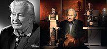 Georges Charpak, né le 8 mars 1924 à Dąbrowica et mort le 29 septembre 2010 à Paris, est un physicien franco-polonais lauréat du prix Nobel de physique en 1992.
