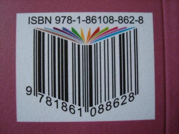 Excellent barcode via @IMargolius