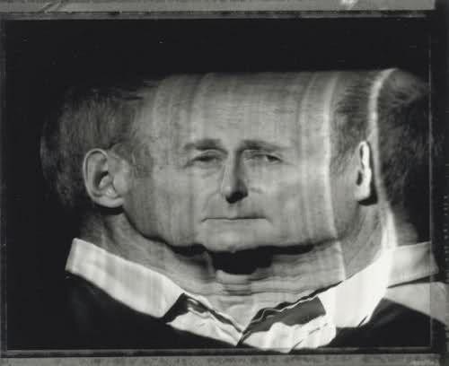 Irving Penn, Self Portrait: Selfportrait, Turning Head, Self Portraits, Penn 1921 2009, 1993, Art, Photographer, Irving Penn, Photography
