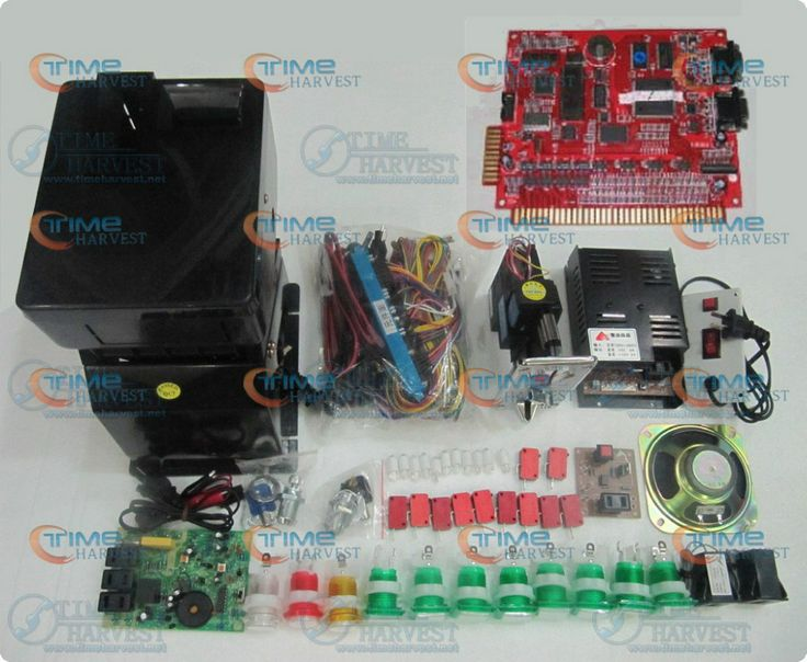 Солт игры комплекты с XXL 15 в 1 PCB, бункер, мощность монетный механизм, кнопки, проводки и т. д. для казино, слот-машины игры такие же как фото