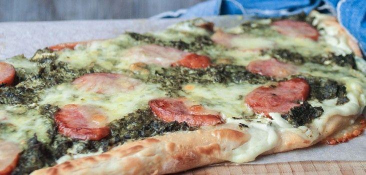 Sønderjysk Pizza