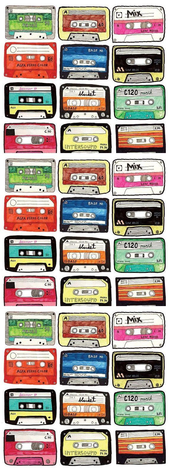 cassettes un clásico