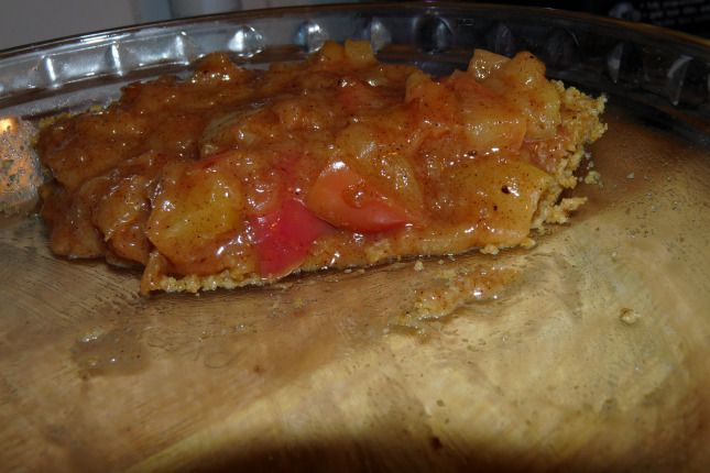 Paleo Apple Pie | paleo | Pinterest