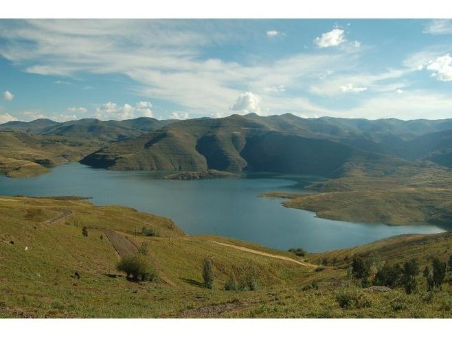 Katse Dam, Lesotho, Africa #virtualtourist