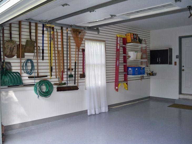 Garage Organization, Garage Painting, Floor Resurfacing