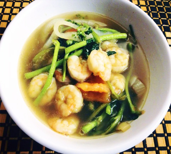 Shrimp Sinigang Soup | Food I Eat | Pinterest