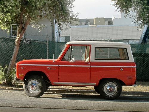 Ford Bronco | 1967 - StreetParkedSF