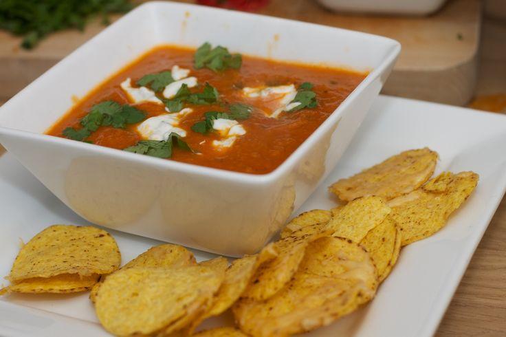Mexicaanse soep 1