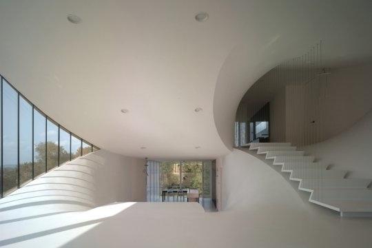 l 39 int rieur de la maison du futur architecture pinterest. Black Bedroom Furniture Sets. Home Design Ideas
