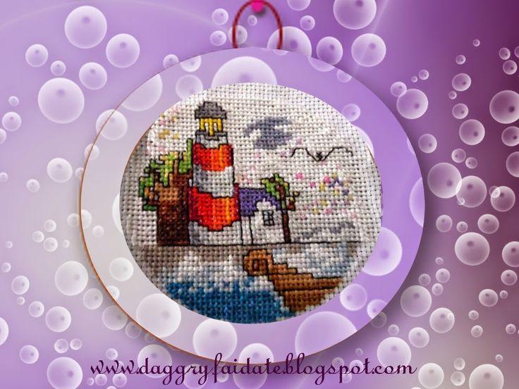 l'angolo di Daggry: cross stitch sea