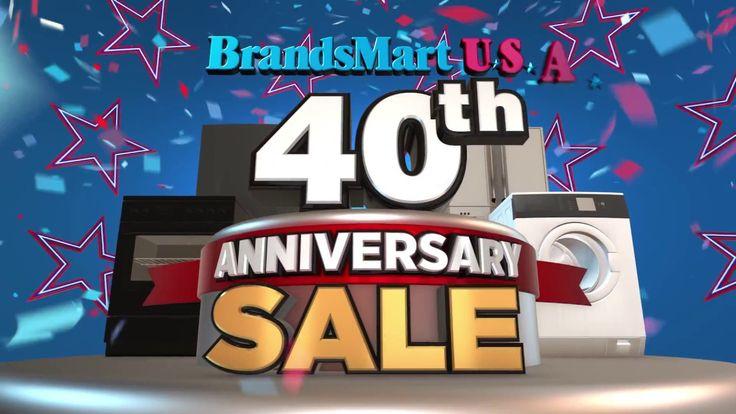 Best Brandsmart Usa S 40Th Anniversary Sale Tvs Appliances 400 x 300