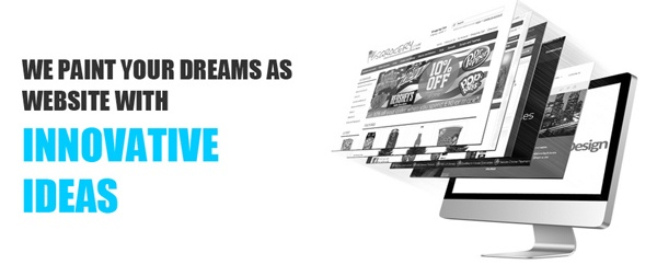 We Paint Your Dreams as Website  http://www.udeserve.in