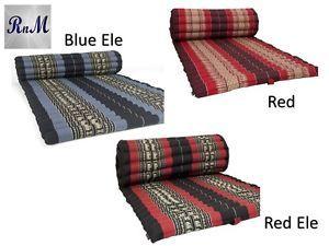 Jumbo-Size-Roll-Up-Mattress-Sleeping-Bed-Yoga-Mat-Kapok-Thai-Daybed Emergency bed?