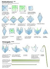 Fold den skønneste vintergæk og klokkeblomst - Hendes Verden