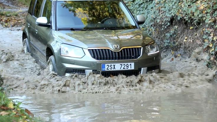 Check out this video of the award winning #SKODA #YETI  - get it for the lowest price ever exclusively from All Car Leasing!