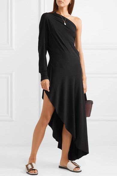 a9543709a98 Not Only For Halloween: Black Designer Dresses to Step Up Your Style ...