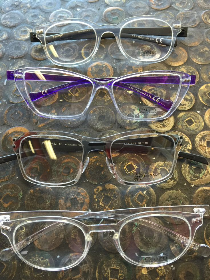 eyewear trends for 2015 include crystalclear front frames