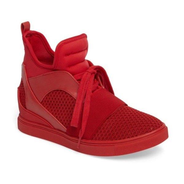 Steve Madden Lexie Wedge Sneaker